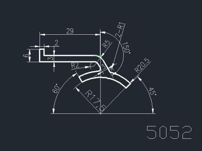 产品5052